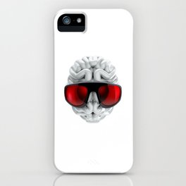 Keep a Cool Mind iPhone Case