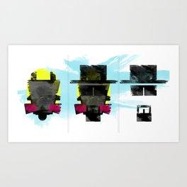 Breaking Bad - Chemistry Art Print