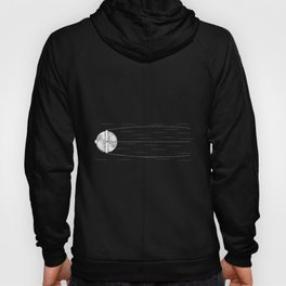 Sputnik Chalk Drawing Hoody