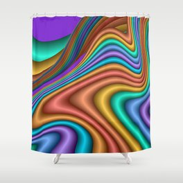 swing and energy for your home -32- Shower Curtain