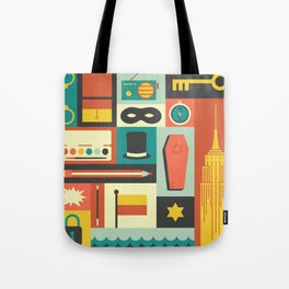 The Amazing Adventures of Kavalier and Clay Tote Bag