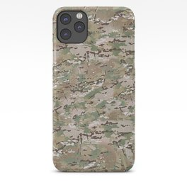 Multicam Camo 2 iPhone Case