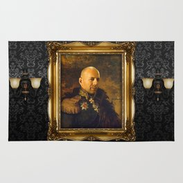 Bruce Willis - replaceface Rug