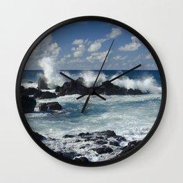 Hookipa Wall Clock