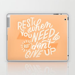rest when you need to Laptop & iPad Skin