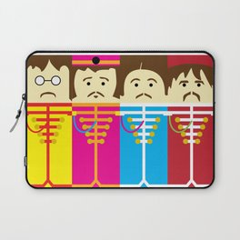 Sgt Pepper's Lonely Heart's Club Laptop Sleeve