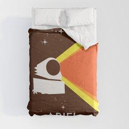 ARIEL Space Satellite Comforters
