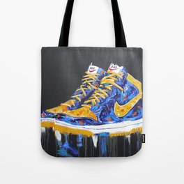 High tops Tote Bag