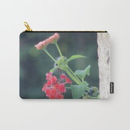 Red on the wall Carry-All Pouch