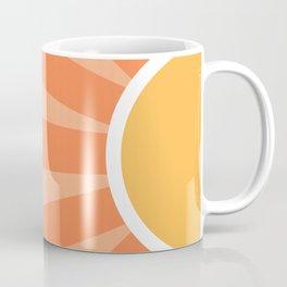 Shiny Sun Coffee Mug