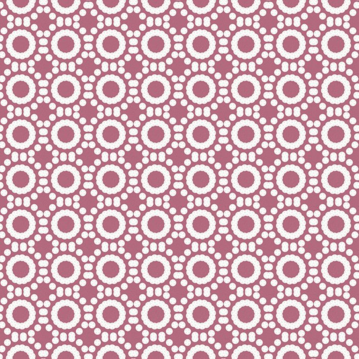 Round and Round Dusty Rose Comforters