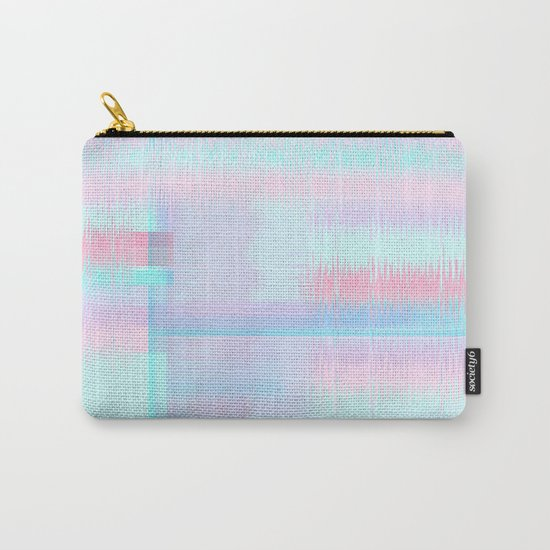 Distorted signal 04 Carry-All Pouch