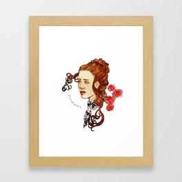Prouvaire  Framed Art Print