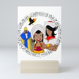 Arabian Nights Mini Art Print
