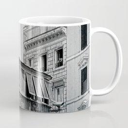 Roman city balcony Coffee Mug