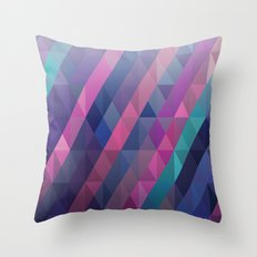 aBsTracT View Throw Pillow