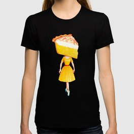 Cake Head Pin-Up - Lemon T-shirt