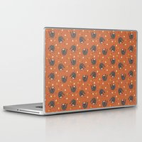 sloths Laptop & iPad Skins featuring Sleepy Sloths by Marzipress