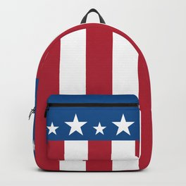 American Pattern 4th July Backpack