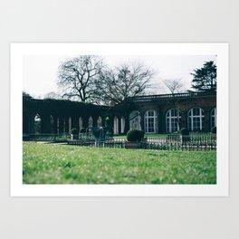 Holland Park #3 Art Print