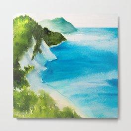 Sea scenery #3 Metal Print