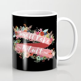 Small Fake Adult Coffee Mug