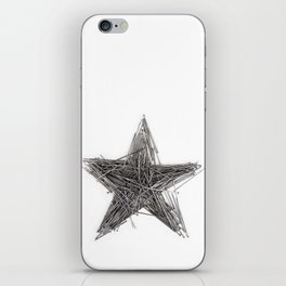 WRONG STAR iPhone Skin