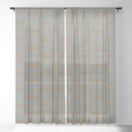 Spitfire Sheer Curtain