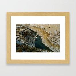 DeMaris Springs Framed Art Print