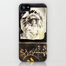 B brave iPhone Case