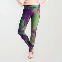 Glitchy 1 Leggings