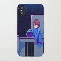 megaman iPhone & iPod Cases featuring Megaman II  by Magnta