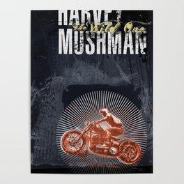 HARVEY MUSHMAN Poster