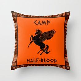 Camp Half-Blood Throw Pillow