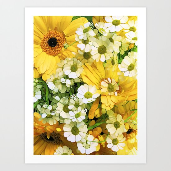 Joyfully Yours Art Print