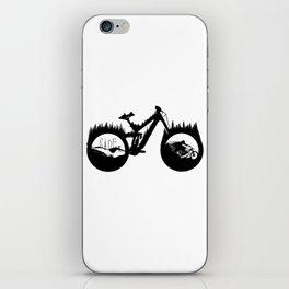 DH Bike iPhone Skin