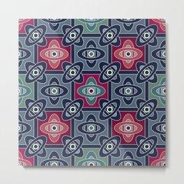 Oriental patterns 1 Metal Print