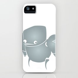 minima - slowbot 001 iPhone Case