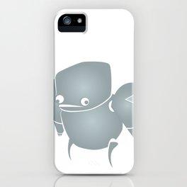 minima - slowbot 001 iPhone Case