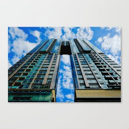 Sky Scraper Canvas Print