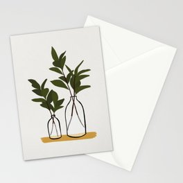 Branches & Bottles Stationery Cards