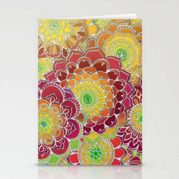 Flying East Stationery Cards