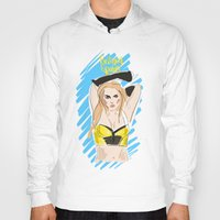 britney spears Hoodies featuring Britney Spears by IssaBlack