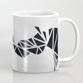 Geo Rhino (oil painting) Coffee Mug
