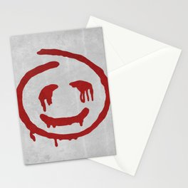 Red J Stationery Cards