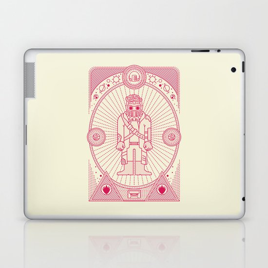 Star Lord's Awesome Jamz Laptop & iPad Skin