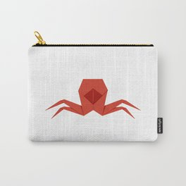 Origami Crab Carry-All Pouch