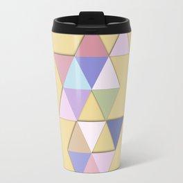 Abstract #809 Passages Travel Mug