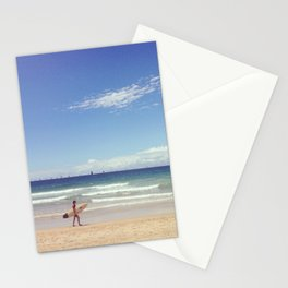 I wish I was here Stationery Cards