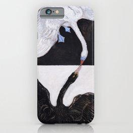 Hilma af Klint - The Swan iPhone Case